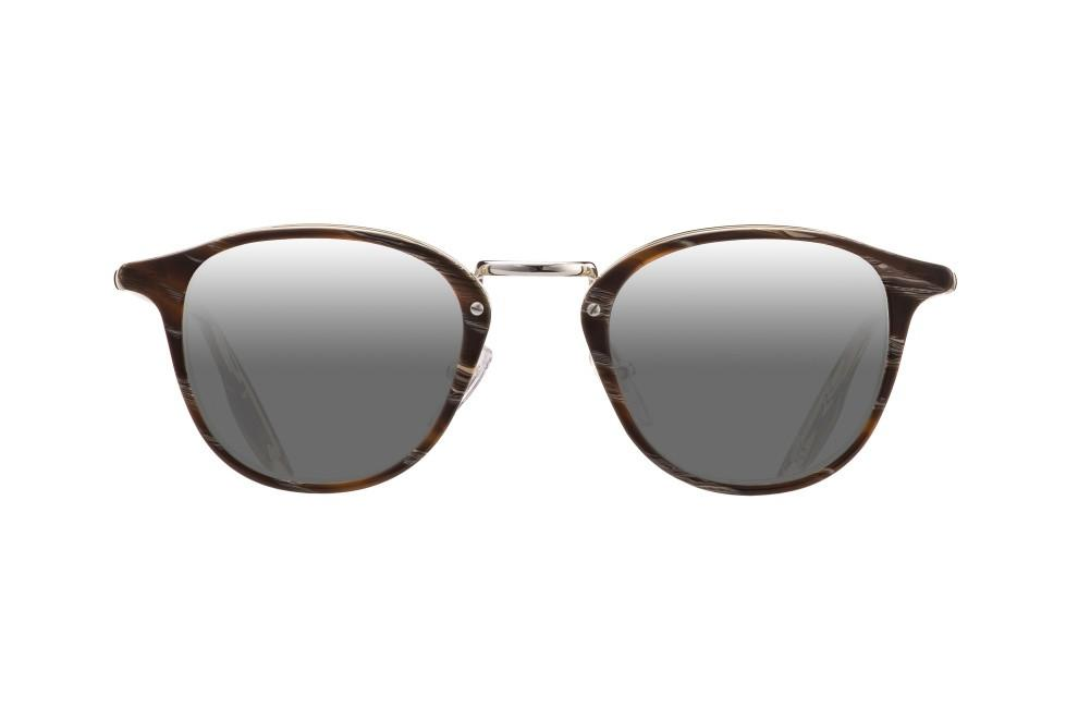 STREETCAR NAMED DESIRE - CHAMPAGNE HORN DALLOZ SILVER MIRROR LENSES