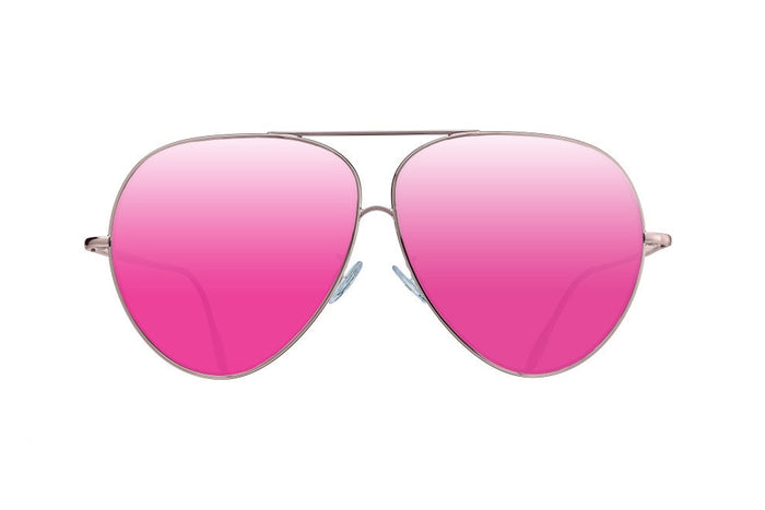 S-9097-KR INTO THE WILD -  KIR ROYAL Dalloz pink mirror lenses
