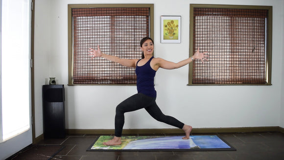 Wrist-Free Hands-Free Yoga Flow Videos