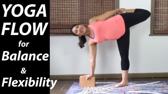 Yoga Flow for Balance & Flexibility | 60 Minutes