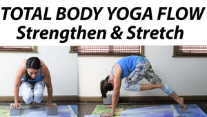60-Minute Total Body Yoga Flow | Strengthen & Stretch