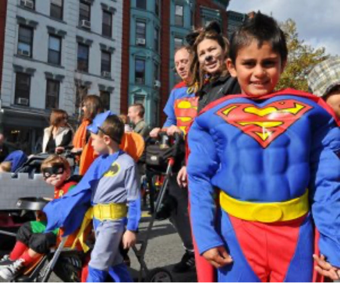 Best Trick-or-Treating Neighborhoods for New Jersey Kids