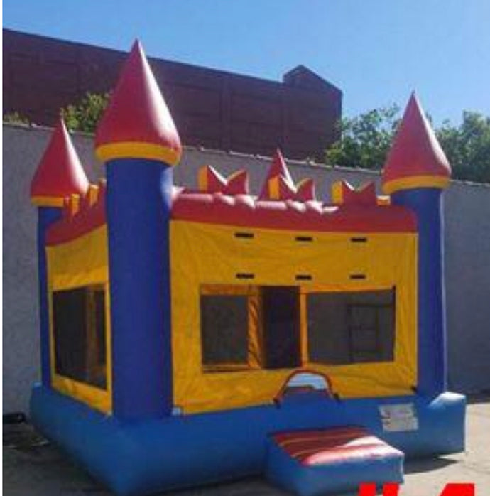 It's Bouncy House Time of Year