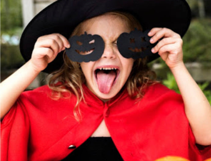 7 Easy Halloween Crafts for Kids & Busy Moms