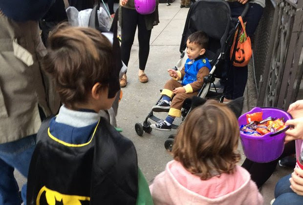 Best Halloween Celebration for NYC Kids on October 31