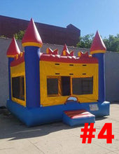 Bouncy Castle Kids Party Hire