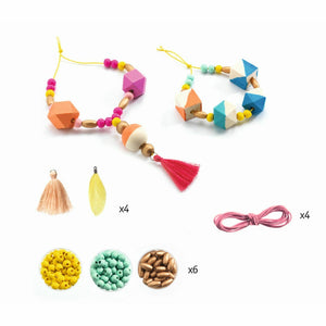 Djeco Jewelry Beads & Cubes
