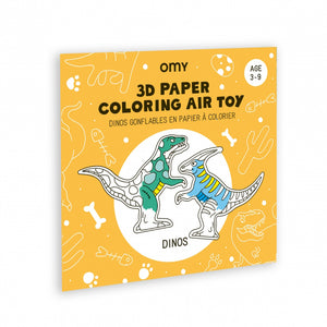 OMY Dinos 3D Air Toy