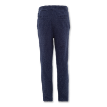 Load image into Gallery viewer, AO76 Navy Striped Pants