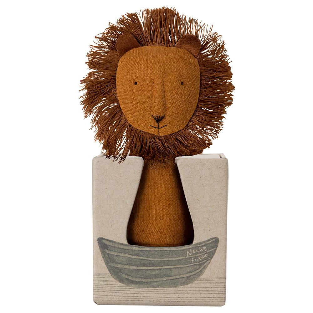 Maileg Lion Rattle