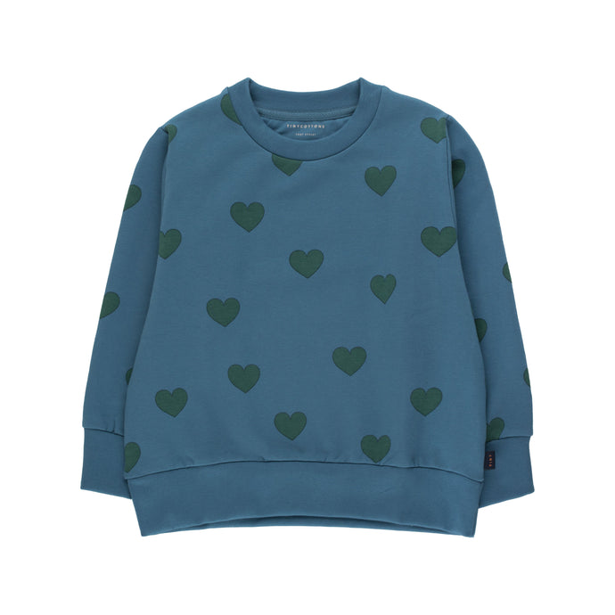 Tiny Cottons Hearts Sweatshirt