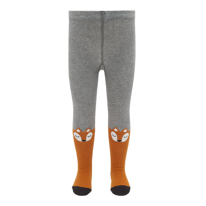 The Bonnie Mob Fox Face Tights