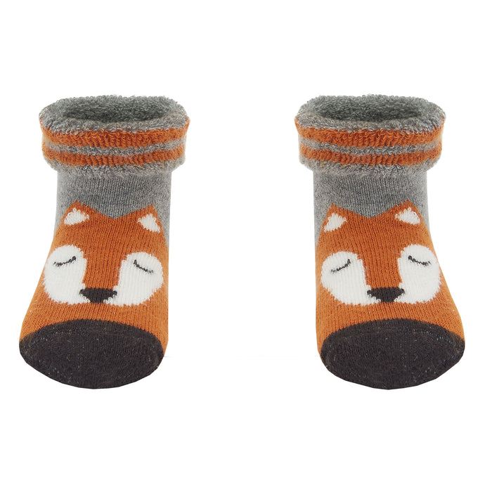 The Bonnie Mob 'Eyes' Fox Bootie