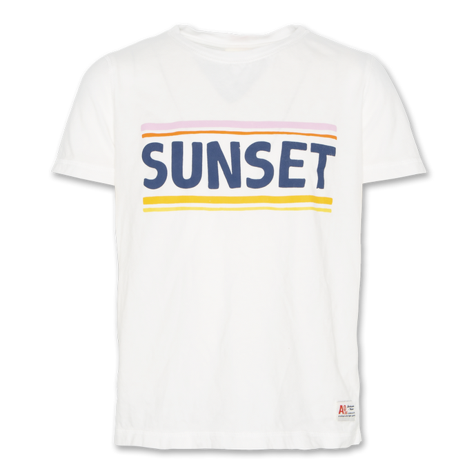 AO76 C-Neck Sunset T-shirt