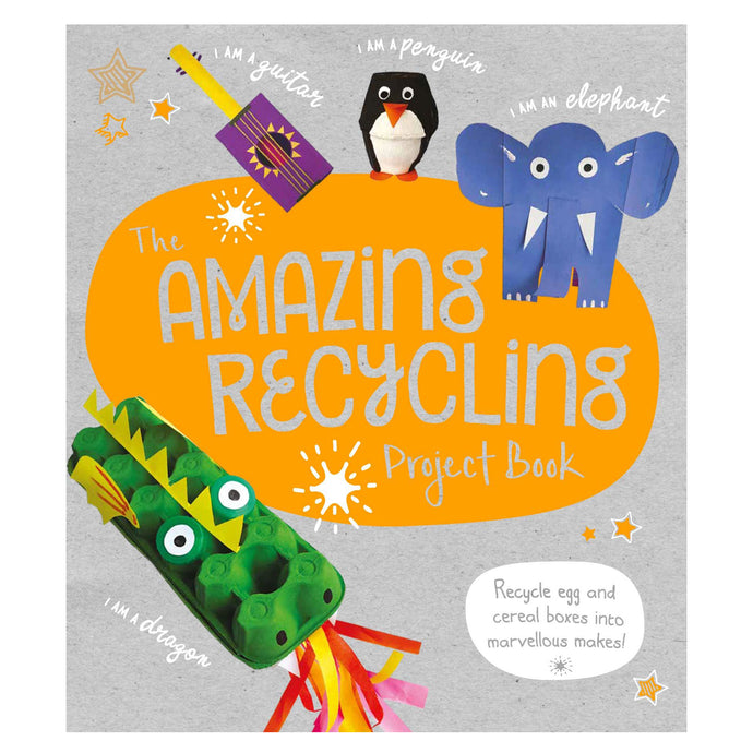 Amazing Recycling Project Book