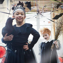 Load image into Gallery viewer, Meri Meri Cobweb Tutu & Headband