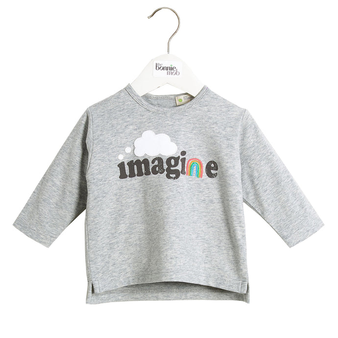 The Bonnie Mob Imagine T-Shirt