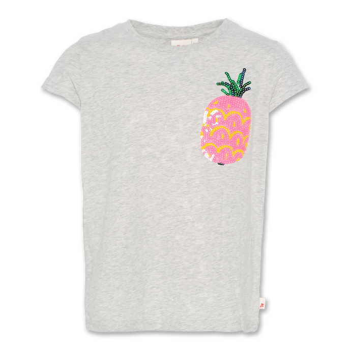 AO76 C-Neck Pineapple T-shirt