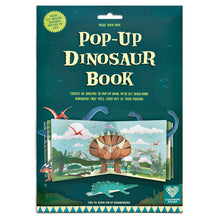 Load image into Gallery viewer, Clockwork Soldier Make Your Own Pop-Up Dinosaur Book