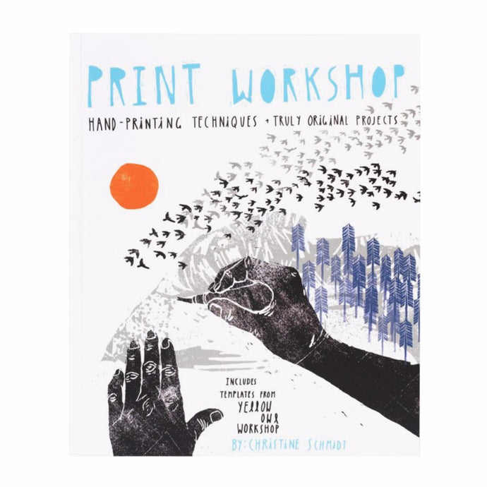 Yellow Owl Print Workshop Book