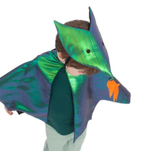 Load image into Gallery viewer, Meri Meri Dragon Cape Dress Up