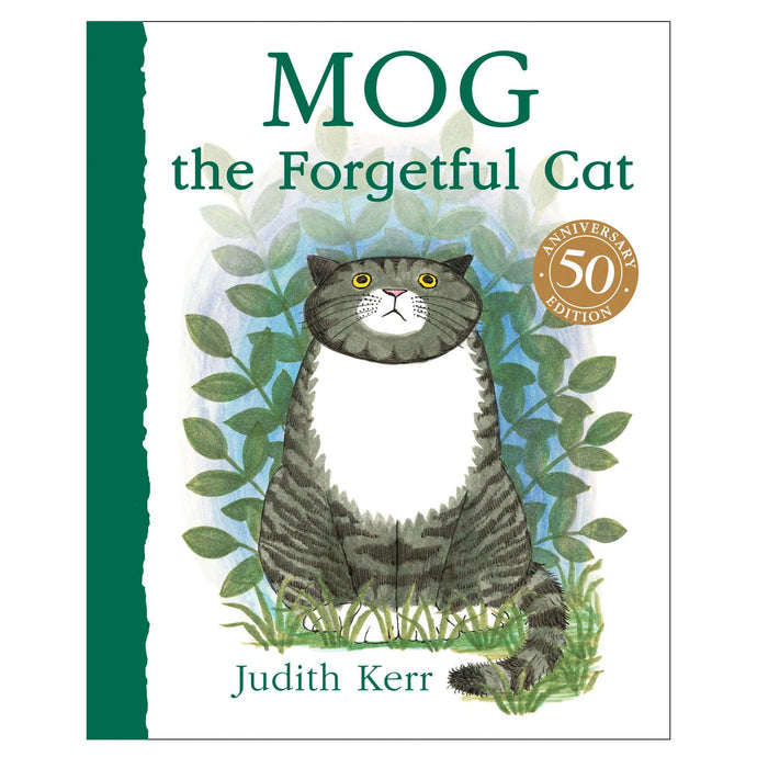 Mog The Forgetful Cat - 50th Anniversary