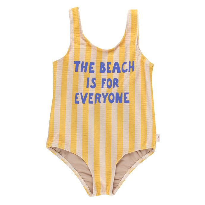 Tiny Cottons The Beach Is For Everyone Swimsuit