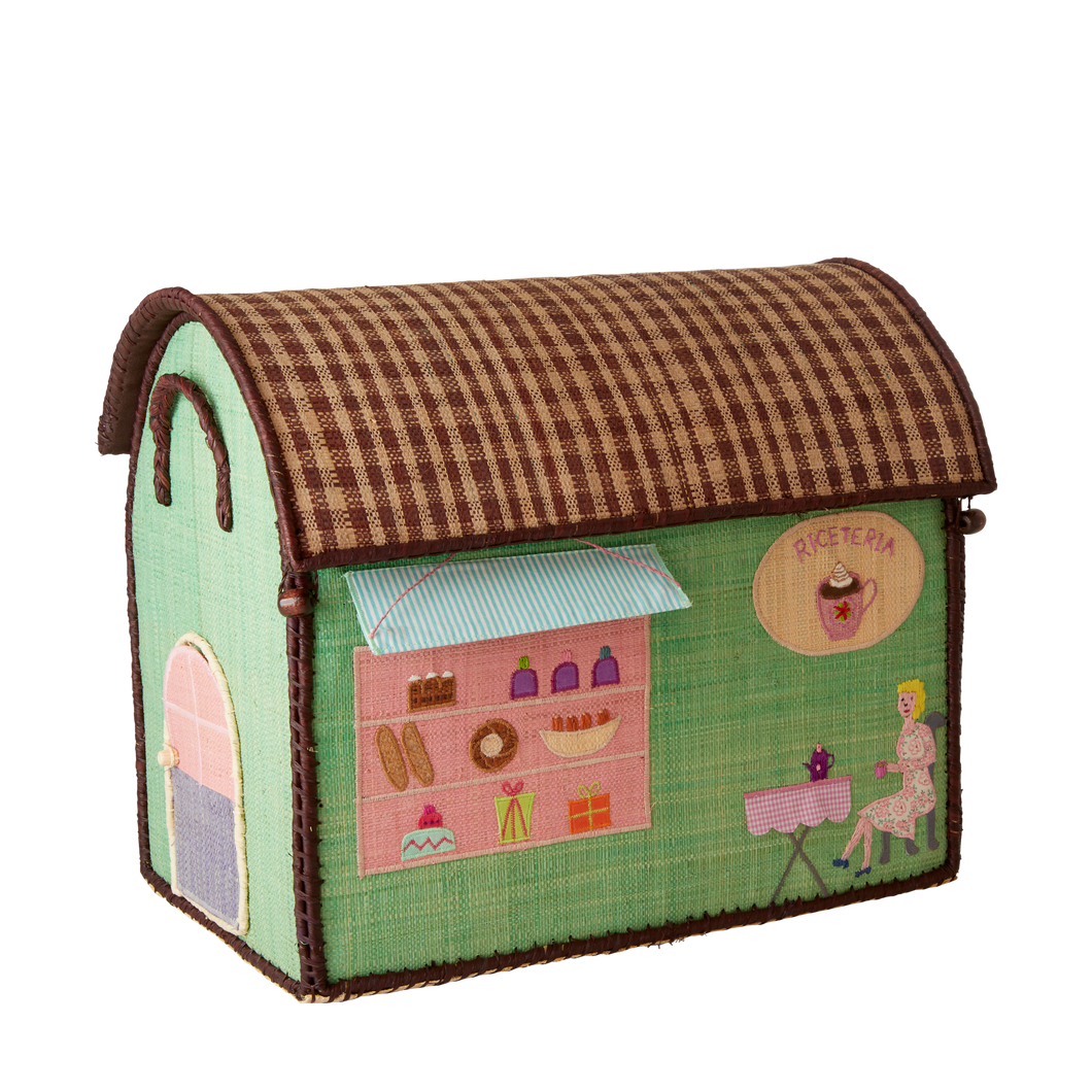 RICE Toy Basket Shop Theme