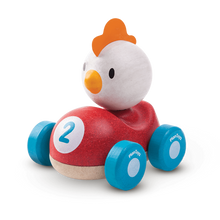 Load image into Gallery viewer, Plan Toys Chicken Racer