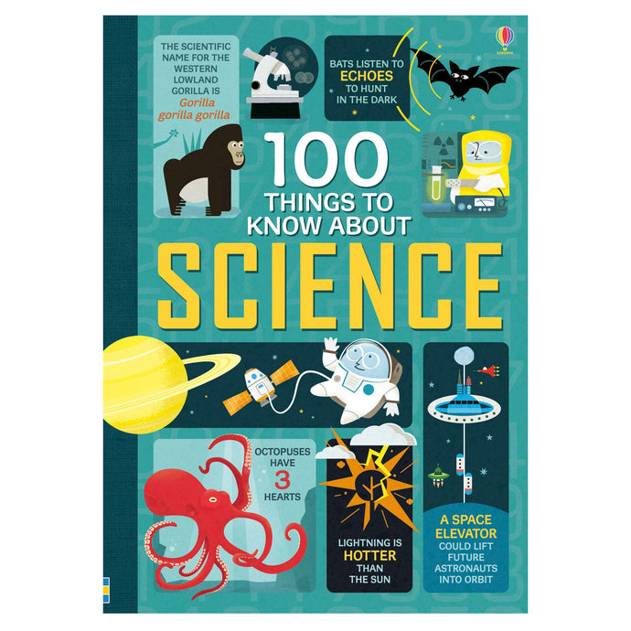 100 Things To Know About Science