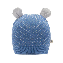 Load image into Gallery viewer, The Bonnie Mob Knitted Hat With Ears