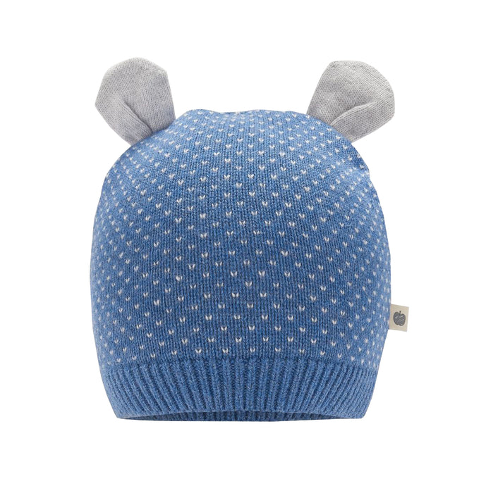The Bonnie Mob Knitted Hat With Ears