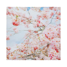 Load image into Gallery viewer, A.T London Pink Cherry Blossom Ninja Scarf