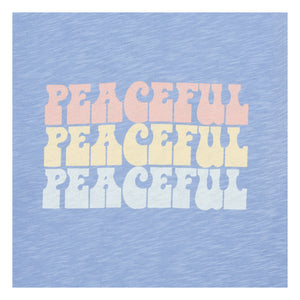 Hundred Pieces Peaceful Organic T-Shirt