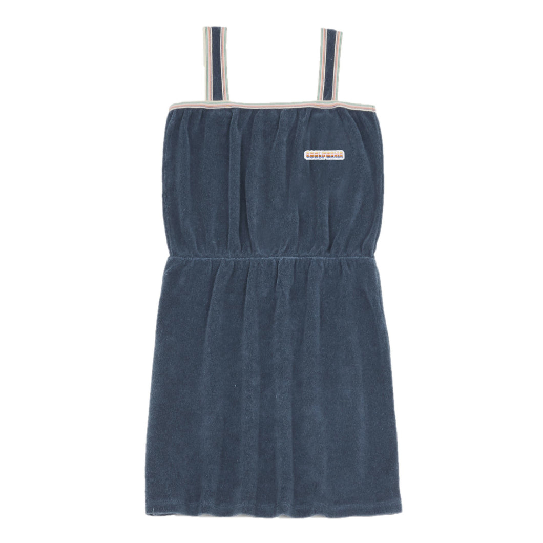 Hundred Pieces Coolifornia Terry Cloth Dress
