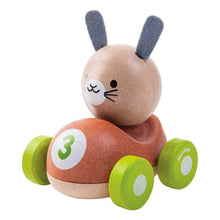 Load image into Gallery viewer, Plan Toys Bunny Racer