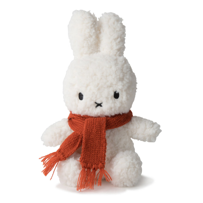 Miffy Sitting Popcorn With Terra Scarf
