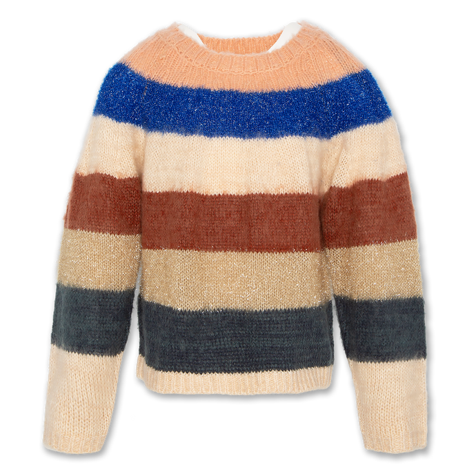 AO76 Multicoloured Jumper