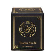 Load image into Gallery viewer, The Perfumer's Story Tuscan Suede Candle