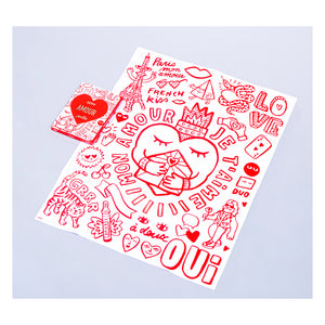 OMY Amour Pocket Poster