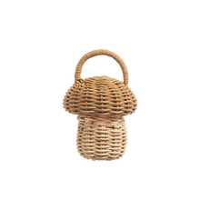 Load image into Gallery viewer, Olli Ella Mushroom Rattle