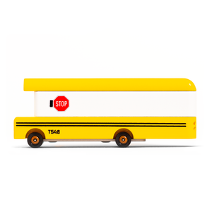 Candylab School Bus