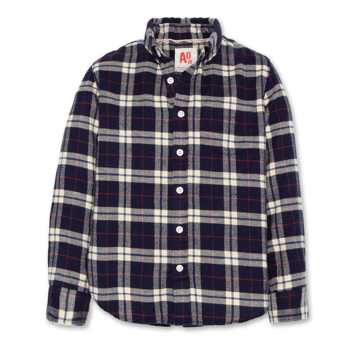 AO76 Timothy Button Down Shirt