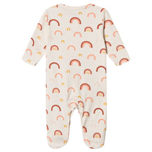 Load image into Gallery viewer, The Bonnie Mob Button Sleepsuit