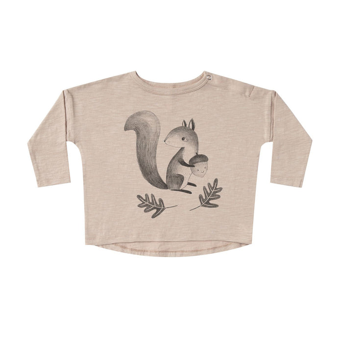 Rylee + Cru Squirrel Tee