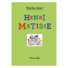 Load image into Gallery viewer, Meet The Artist: Henri Matisse