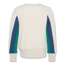 Load image into Gallery viewer, AO76 Stripes C-Neck Sweater