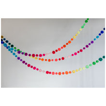 Load image into Gallery viewer, PomPom Galore Garland