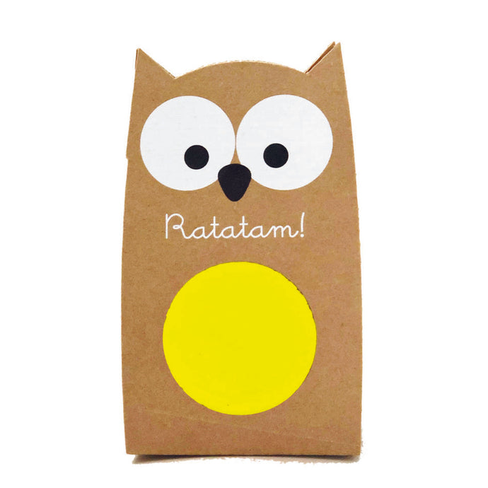 Ratatam Owl Bouncy Ball