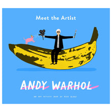 Load image into Gallery viewer, Meet the Artist - Andy Warhol